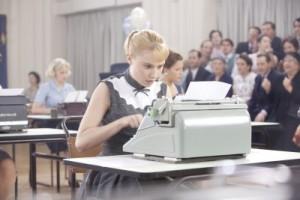 Rose voll konzentriert während eines Wettbewerbs (Quelle: StudioCanal)