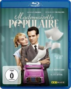 "Das Blu-ray-Cover von ""Mademoiselle Populaire"" (Quelle: StudioCanal)"