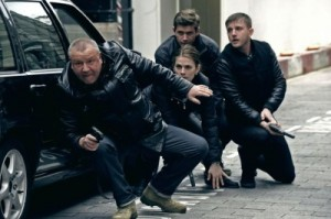 Regan führt seine Sweeney in den Kampf (Quelle: Universum Film)