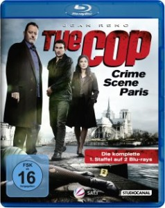 "Das Blu-ray-Cover von ""The Cop"" (Quelle: StudioCanal)"
