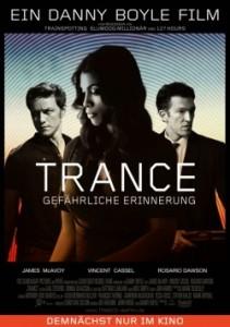 """Das Teaser-Poster von """"Trance"""" (Quelle: Foxfilm)"""