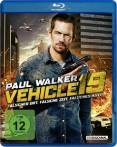 "Das Blu-ray-Cover von ""Vehicle 19"" (Quelle: StudioCanal)"