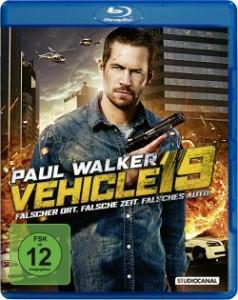 "Das Blu-ray-Cover von ""Vehicle 19"" (Quelle: StudioCanal)"