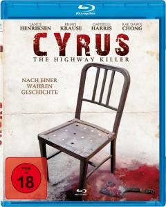 Das Blu-ray-Cover von Cyrus (Quelle: Schröder Media)