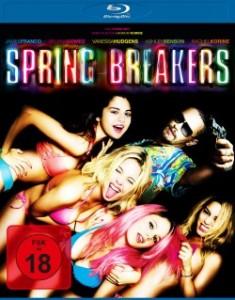 """Das Blu-ray-Cover von """"Spring Breakers"""" (Quelle: Universum Film)"""