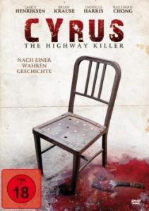 Das DVD-Cover von Cyrus (Quelle: Schröder Media)