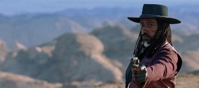 Wesley Snipes als dunkler Rächer Aman (Quelle: Ascot Elite)