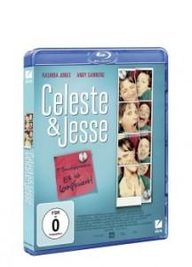 """Der Blu-ray-Packshot von """"Celeste & Jesse""""  (Quelle: DCM)"""