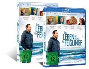 """DVD und Blu-ray von """"Das Leben ist nichts für Feiglinge"""" (Quelle: NFP)"""