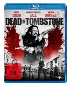 "Das Blu-ray-Cover von ""Dead in Tombstone"" (Quelle: Universal Pictures)"