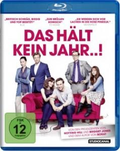 """Das Blu-ray-Cover von """"Das hält kein Jahr"""" (Quelle: StudioCanal)"""