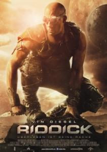 """Das Kinoplakat von """"Riddick- Überleben ist seine Rache"""" (Quelle: Universum Film)"""