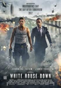 """Das Hauptplakat von """"White House Down"""" (Quelle: Sony Pictures Germany)"""