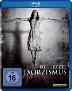 """Das Blu-ray-Cover von """"Der letzte Exorzismus: The Next Chapter"""" (Quelle: StudioCanal)"""