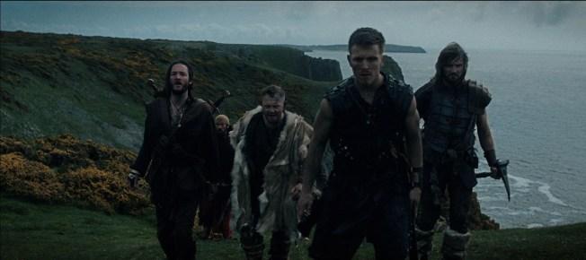 Steinar mit seinen Männern (Quelle: Entertainment One)