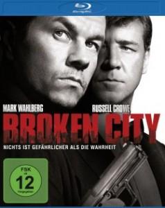 """Das Blu-ray-Cover von """"Broken City"""" (Quelle: Universum Film)"""