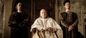 Papst Alexander VI. mit seinen Untergebenen (Quelle:StudioCanal)