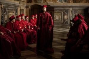Cesare im Kardinals-Kollegium (Quelle:StudioCanal)