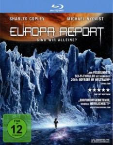 """Das Blu-ray-Cover von """"Europa Report"""" (Quelle: Ascot Elite)"""