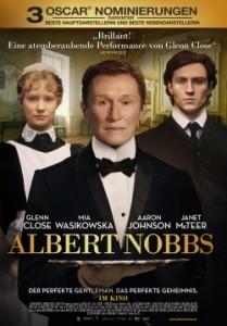 "Das Cover von ""Albert Nobbs"" (Quelle: Pandastorm Pictures)"
