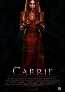 """Das Hauptplakat von """"Carrie"""" (Quelle: Sony Pictures Germany)"""