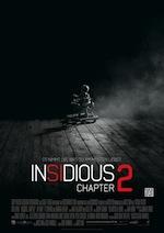 "Das Plakat von ""Insidious: Chapter 2"" (Quelle: Sony Pictures)"