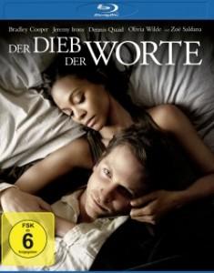 """Das Blu-ray-Cover von """"Der Dieb der Worte"""" (Quelle: Universum Film)"""