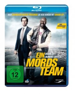"""Das Blu-ray-Cover von """"Ein MordsTeam"""" (Quelle: Senator Film)"""