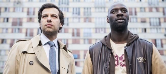 Francois und Ousmane in der Vorstadt (Quelle: Senator Film)