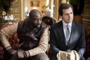 Ousmane und Francois könnten kaum unterschiedlicher sein (Quelle: Senator Film)