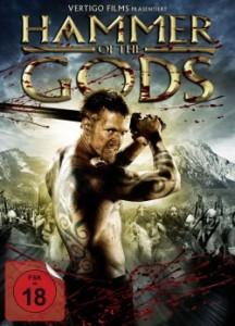 """Das DVD-Cover von """"Hammer of the Gods"""" (Quelle: Entertainment One)"""