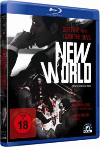 "Der Blu-ray-Packshot von ""New World – Zwischen den Fronten"" (Quelle: Ascot Elite Home Entertainment)"