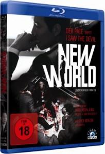 """Der Blu-ray-Packshot von """"New World – Zwischen den Fronten"""" (Quelle: Ascot Elite Home Entertainment)"""