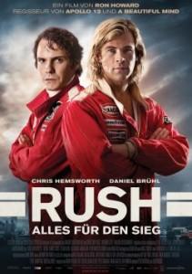 """Das Plakat von """"Rush - Alles für den Sieg"""" (Quelle: Universum Film)"""