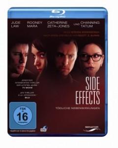 """Das Blu-ray-Cover von """"Side Effects - Tödliche Nebenwirkungen"""" (Quelle: Senator Home Entertainment)"""