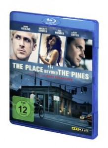 """Das Blu-ray-Cover von """"The Place Beyond The Pines"""" (Quelle: StudioCanal)"""