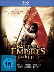 "Das Cover von ""Battle of Empires - Fetih 1453"" (Quelle: Ascot Elite)"