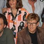 Lori Dungey, Silas Weir Mitchell und David Wenham auf der Pressekonferenz 2013