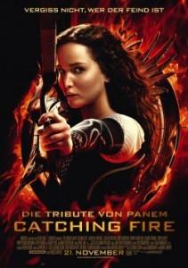 """Das Hauptplakat von """"Die Tribute von Panem - Catching Fire"""" (Quelle: StudioCanal)"""