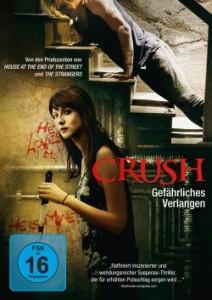 """Das DVD-Cover von """"Crush"""" (Quelle: Universum Film)"""