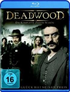 """Das Blu-ray-Cover der zweiten Staffel """"Deadwood"""" (Quelle: Paramount Home Entertainment)"""
