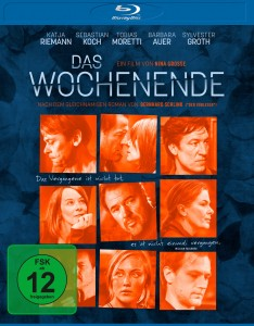 """Das Blu-ray-Cover von """"Das Wochenende"""" (Quelle: Universum Film)"""