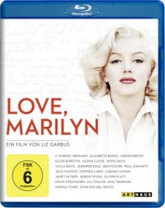 "Das Blu-ray-Cover von ""Love, Marilyn"" (Quelle: StudioCanal)"