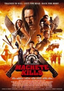"""Das Plakat von """"Machete Kills"""" (Quelle: Universum Film)"""