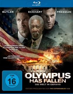 "Das Blu-ray-Cover von ""Olympus has fallen"" (Quelle: Universum Film)"