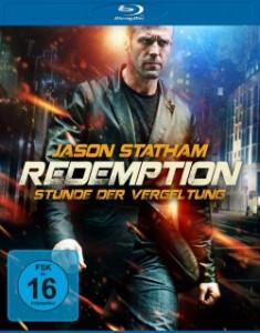 """Das Blu-ray-Cover von """"Redemption- Stunde der Vergeltung"""" (Quelle: Universum Film)"""