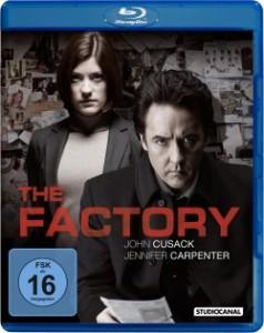 "Das Blu-ray-Cover von ""The Factory"" (Quelle: StudioCanal)"