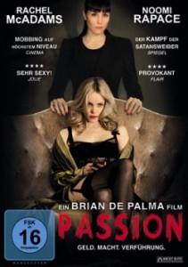 "Das DVD-Cover von ""Passion"" (Quelle: Ascot Elite)"