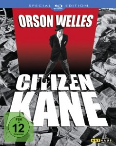 "Das Blu-ray-Cover von ""Citizen Kane"" (Quelle: StudioCanal)"