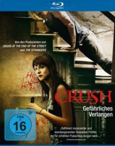 """Das Blu-ray-Cover von """"Crush - Gefährliches Verlangen"""" (Quelle: Universum Film)"""